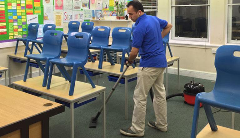 School Cleaning Services Dubai UAE