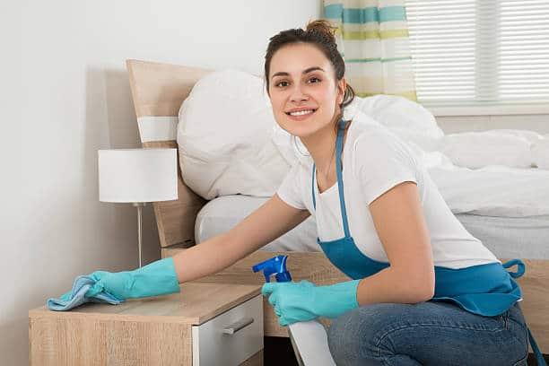 Maid services in Dubai