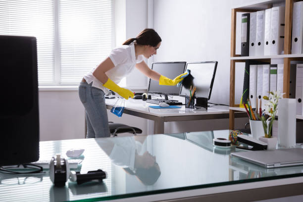 Maid service in office